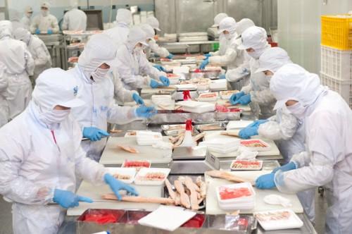 Đơn hàng chế biến thực phẩm cần 30 nam làm việc tại Gunma Nhật Bản tháng 07/2017