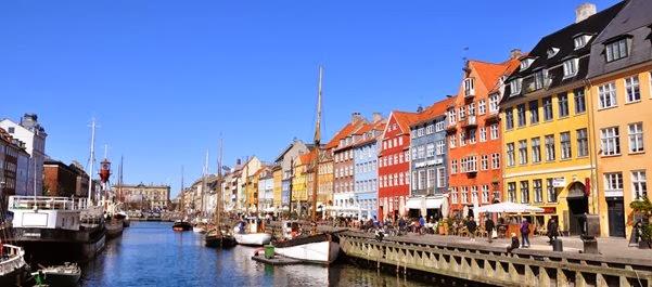 Férias na Dinamarca