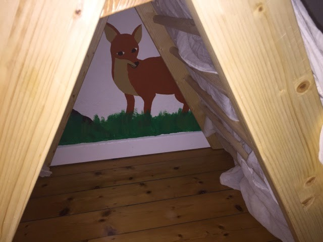 Kletterdreieck Klappbar Selber Bauen : Unser kletterdreieck elfe maria