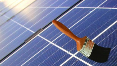 Breakthrough paint-on solar cells developed at Notre Dame University