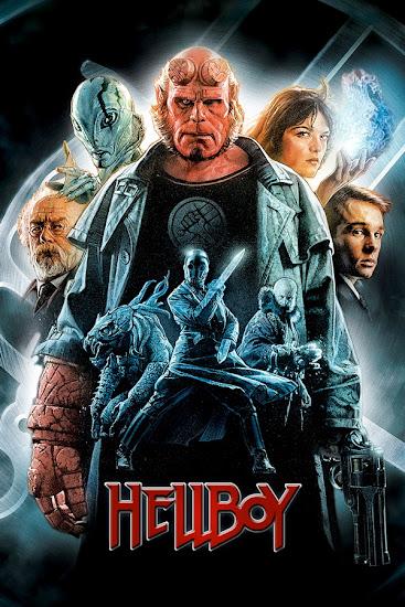 Hellboy 1 เฮลล์บอย ฮีโร่พันธุ์นรก ภาค 1 HD [พากย์ไทย]