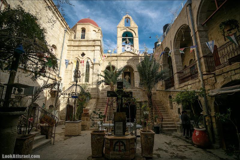 Монастырь святого Герасима (israel  путешествия пустыня монастыри и церкви иудея и самария  20130215 st gerasimus 001 5D3 8530)