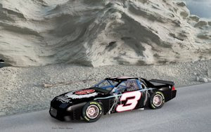 Dale Earnhardt Sr Fantasy IROC Wallpaper