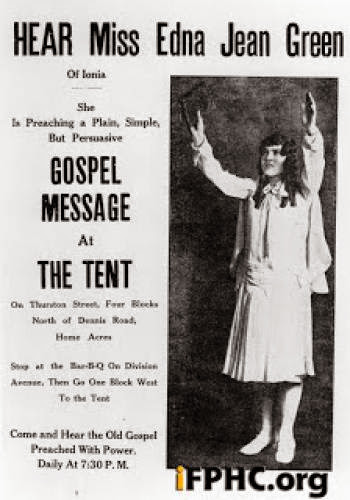And These Signs Shall Follow Them That Believe An Overview Of Pentecostalism