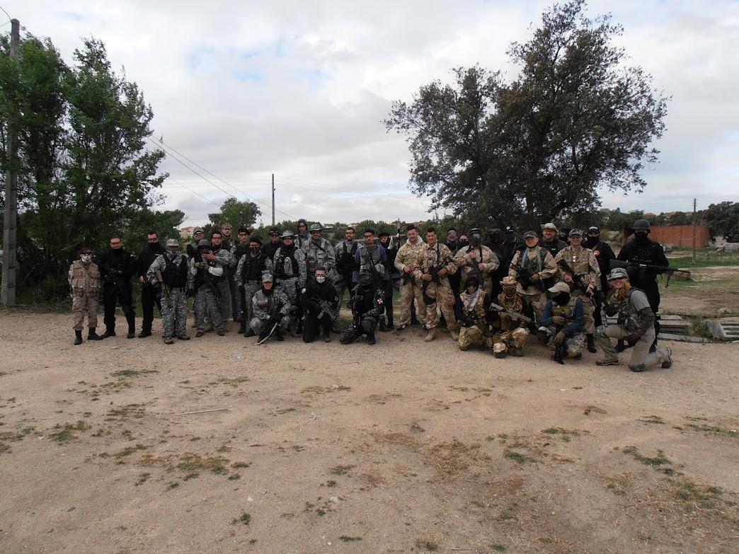 """Fotos de """"Asalto a Fort Knox"""".20-05-12. P5210006"""