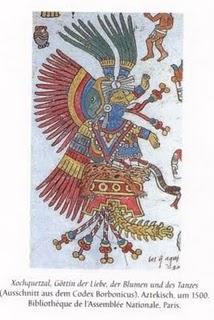 Goddess Xochimilco Done Image