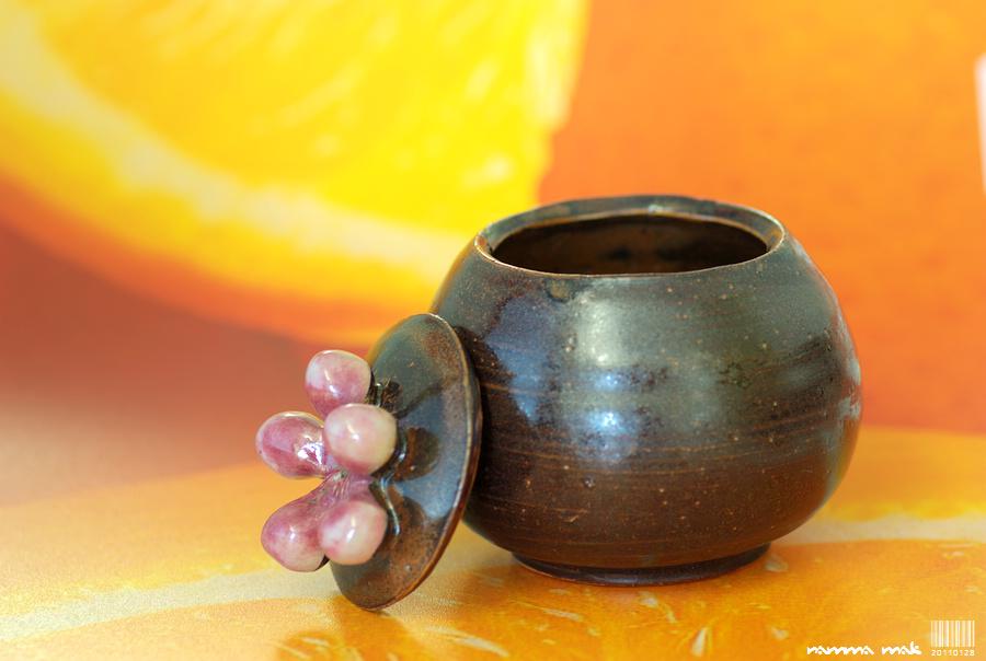 山竹造型器皿
