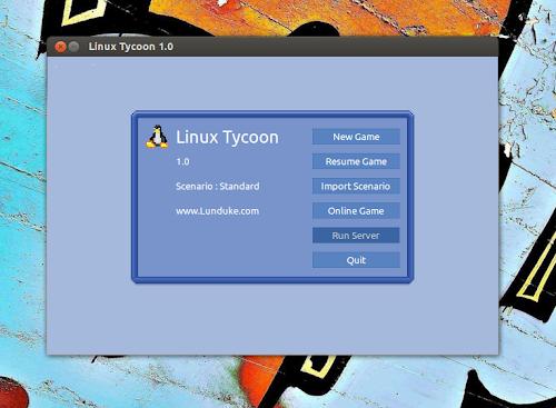 Linux Tycoon su Ubuntu