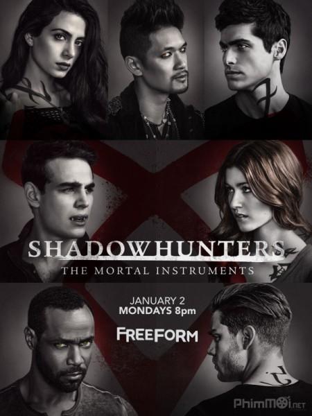 Thợ Săn Bóng Đêm: Vũ Khí Sinh Tử (Phần 2) - Shadowhunters: The Mortal Instruments (Season 2)