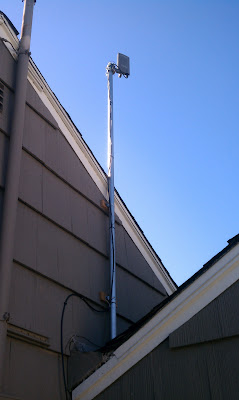 Installed HD Antenna