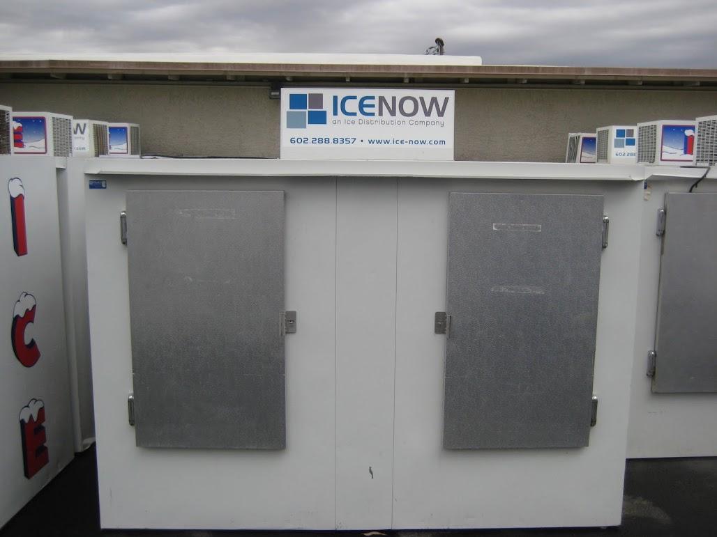Ice Boxes Storage Phoenix AZ Ice Now