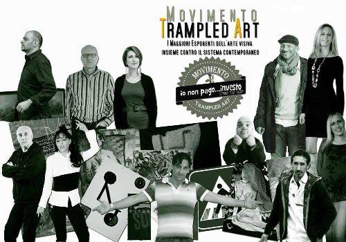 Nasce il Movimento Trampled Art, in difesa dell'Arte e della Cultura italiana