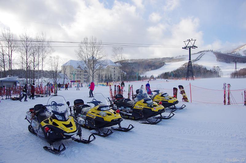 Tomamu 星野度假村 Ice Village