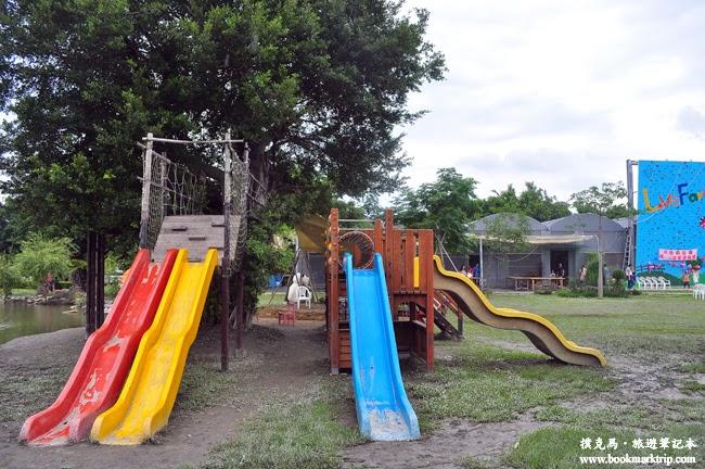 沐卉親子農場休閒設施