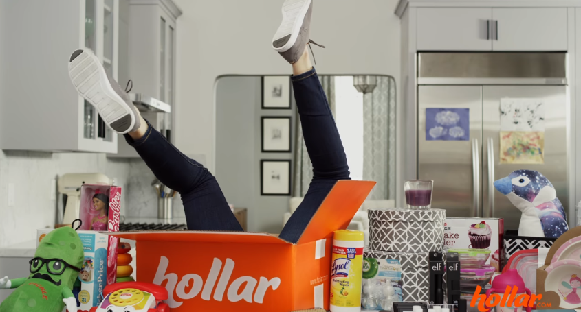 "OffAbbot Creates/Produces First-Ever TV Ad For Hollar ""Bottomless"""