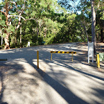 The end of Lookout Rd in the Blackbutt Reserve (399514)