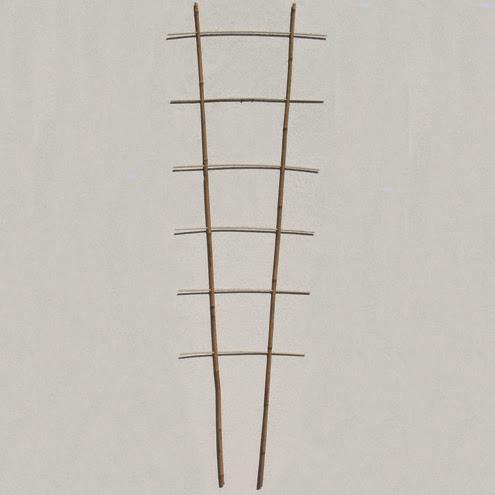 Лесенки бамбуковые на 2 опоры