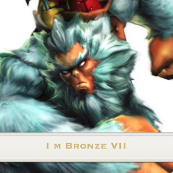 I m Bronze VII about