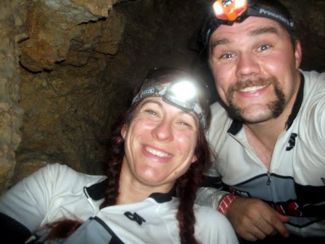Team Virtus in the Cave