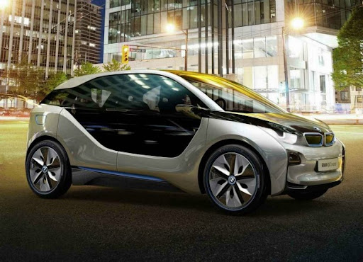 BMW New Electric i3 2