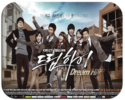 DREAM+HIGH Reseña Dorama: Dream High (2011)