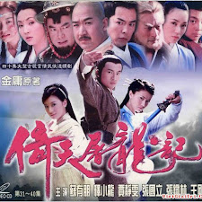 Poster Phim Ỷ Thiên Đồ Long Ký 2003