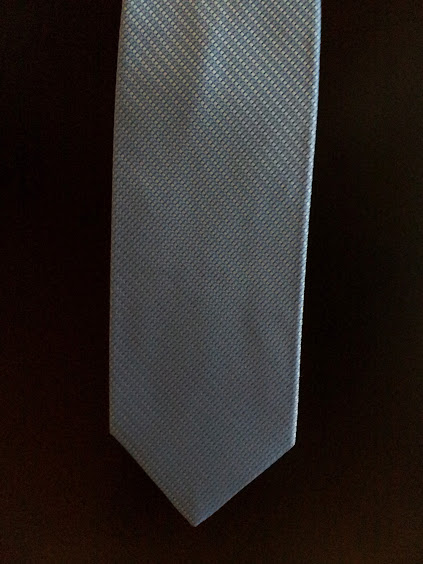 Mark Marengo tie offered as compensation for the ripped trousers