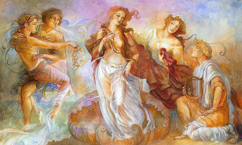irth of Venus