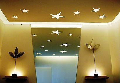 Claudia pizarro 39 s blog trabajos for Figuras para decorar techos