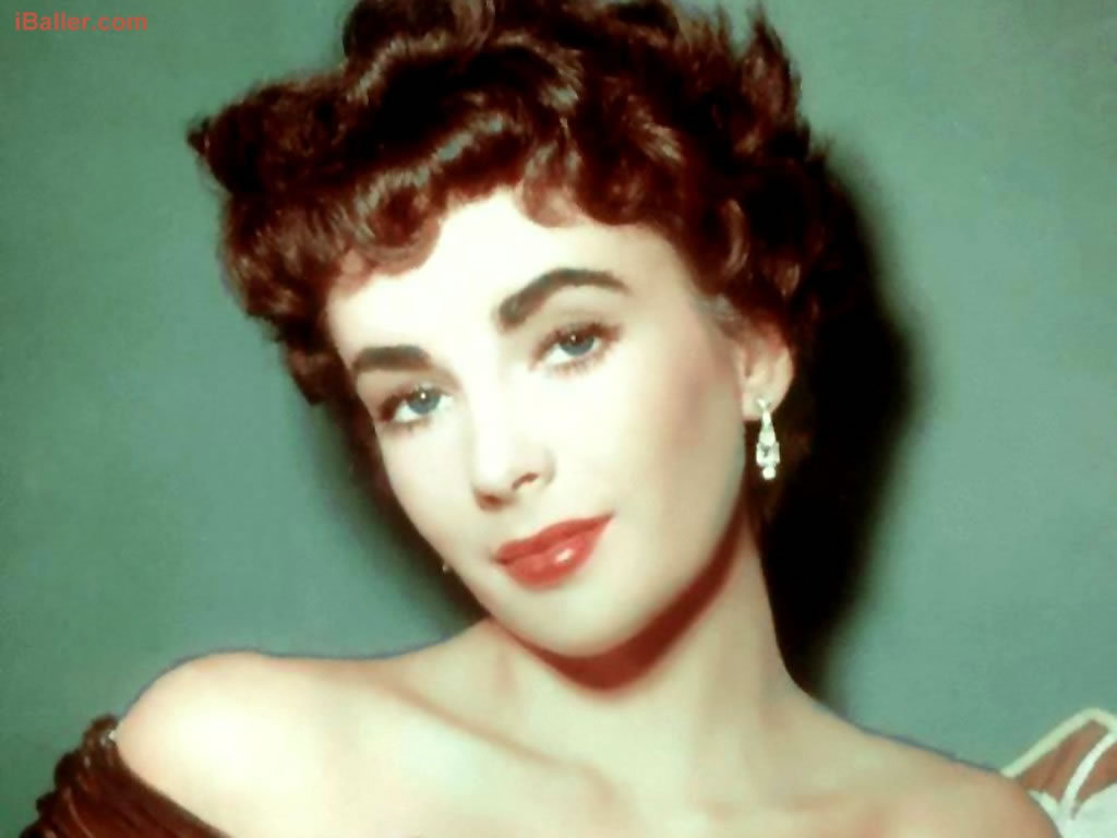 Elizabeth Taylor Hairstyles – Fade Haircut
