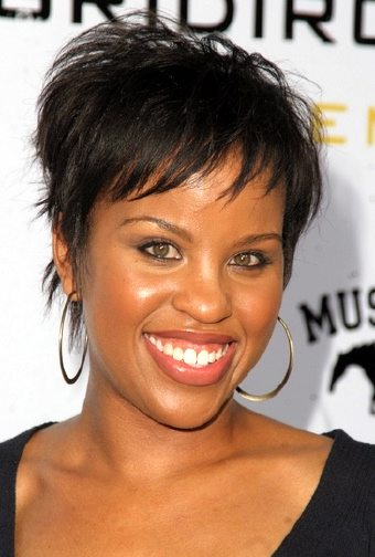 Short Curly Hair Styles 2011 For Women. hairstyles for black women