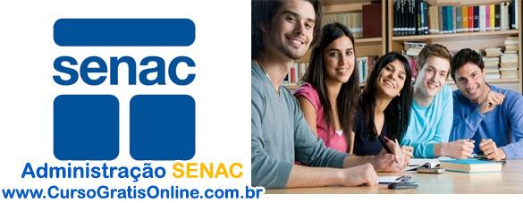 Curso de Administração SENAC