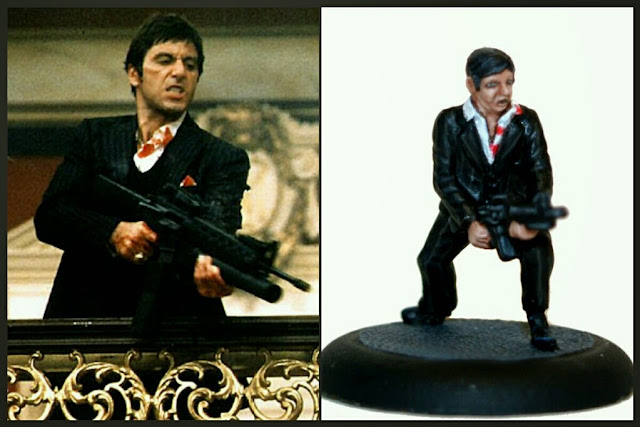 Tony Montana RogueMiniatures