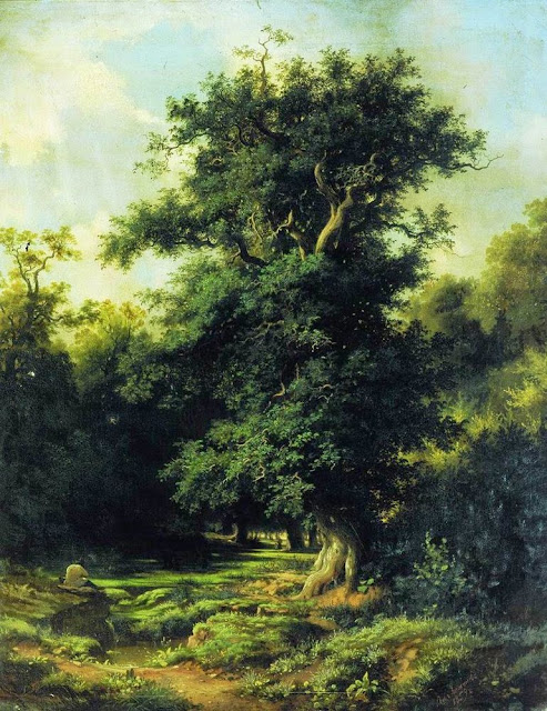 Lev Kamenev - Old Oak