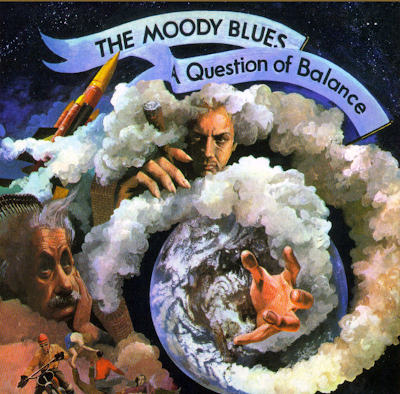 the Moody Blues ~ 1970 ~ A Question of Balance