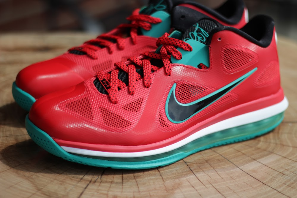 the best attitude 43268 42a5f ... Upcoming Nike LeBron 9 Low 8220Liverpool8221 Available Early ...