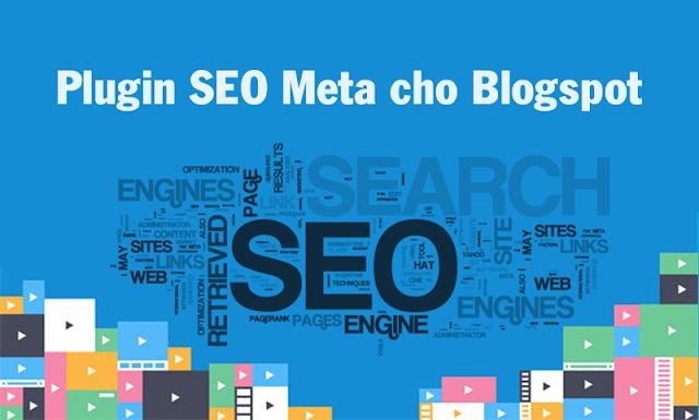 Hướng dẫn chèn Plugin SEO thẻ Meta cho Blogspot