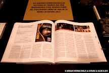 El cartel salió en el 'Libro de Oro de la Música Española'