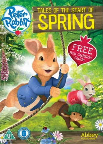 PETER RABBIT – TALES OF THE START OF SPRING DVD