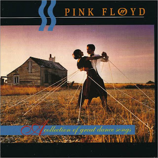 Pink Floyd - A Collection of Great Dance Songs album cover