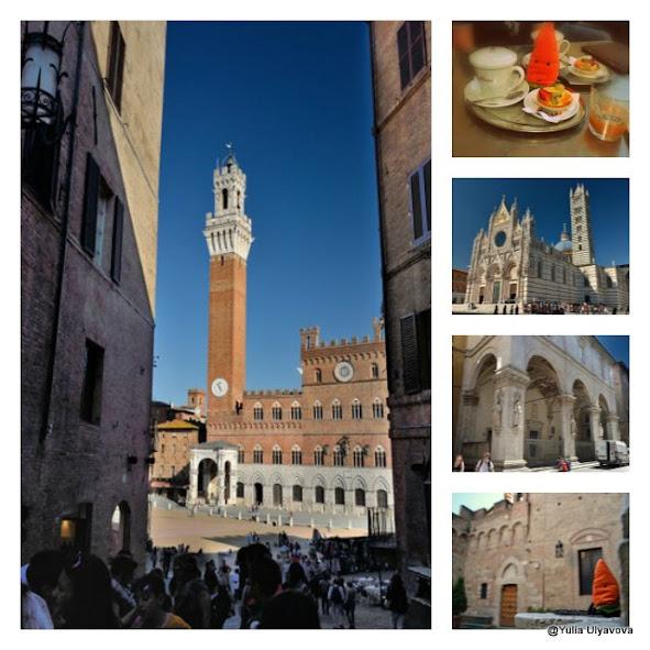 Фото-отчет о поездке в Сиену, Италия