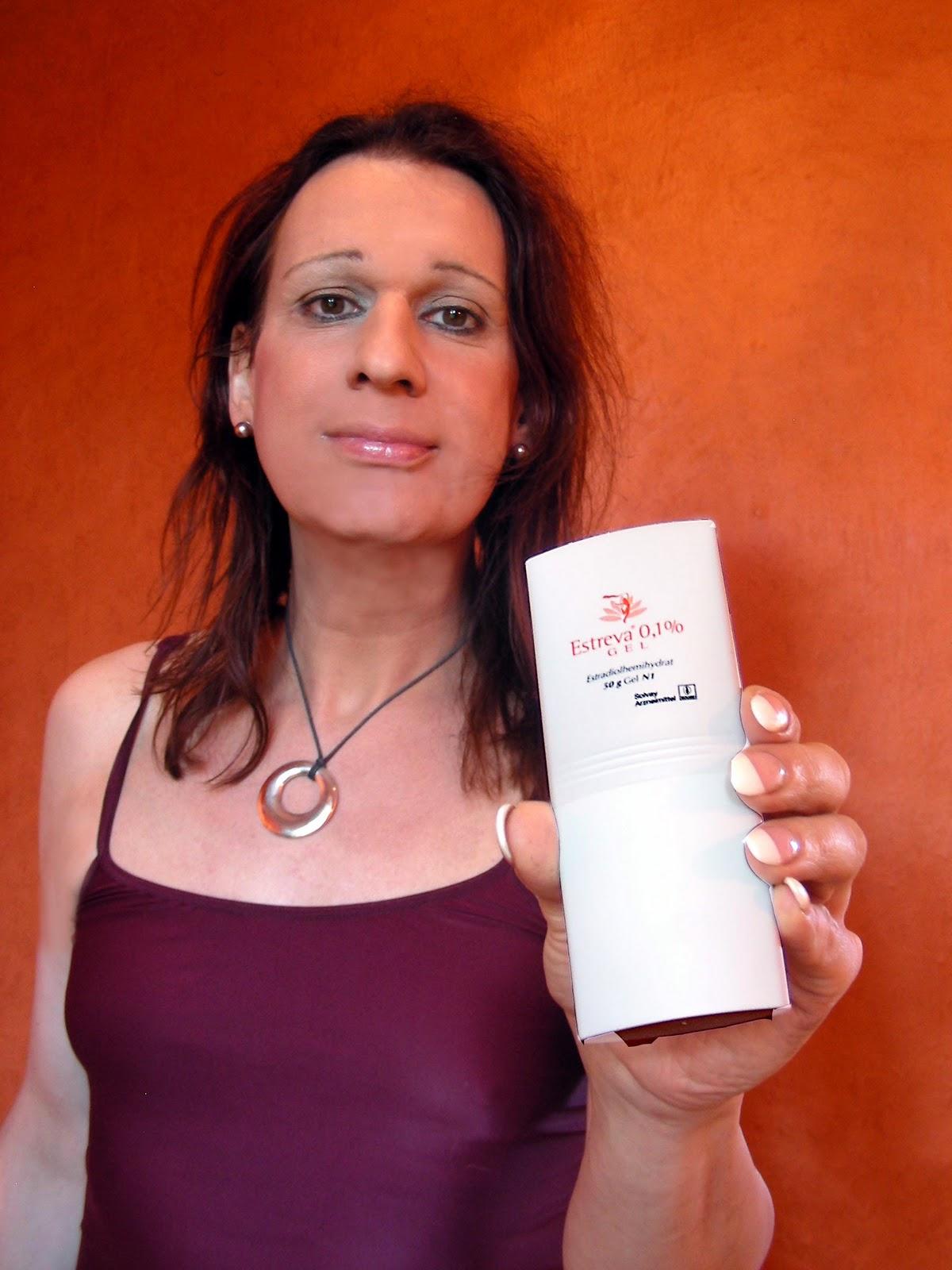 Looks like a beauty product: Estreva gel