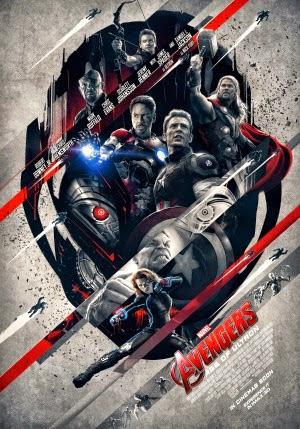 Filme Poster Vingadores - Era de Ultron HDTS XviD Dual Audio & RMVB Dublado