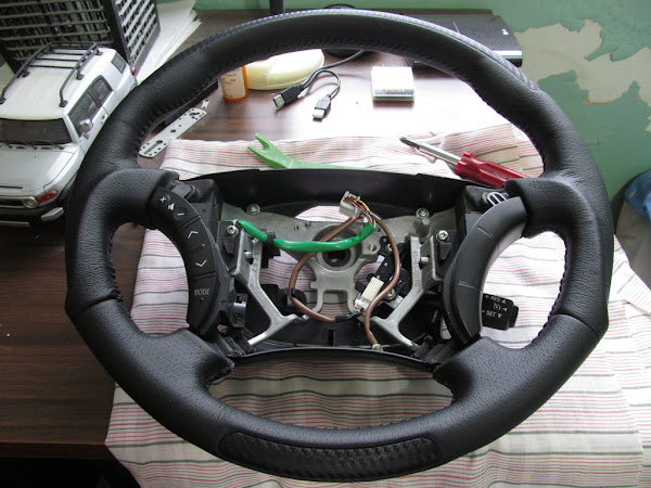 How To Install Jdm Carbon Fiber Steering Wheel For 2005