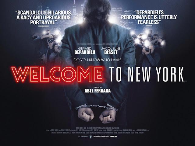 Καλωσήρθες στη Νέα Υόρκη (Welcome to New York) Wallpaper