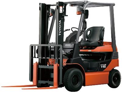 Xe nâng điện Toyota Nhật Bản 1.5 tấn 0934172768