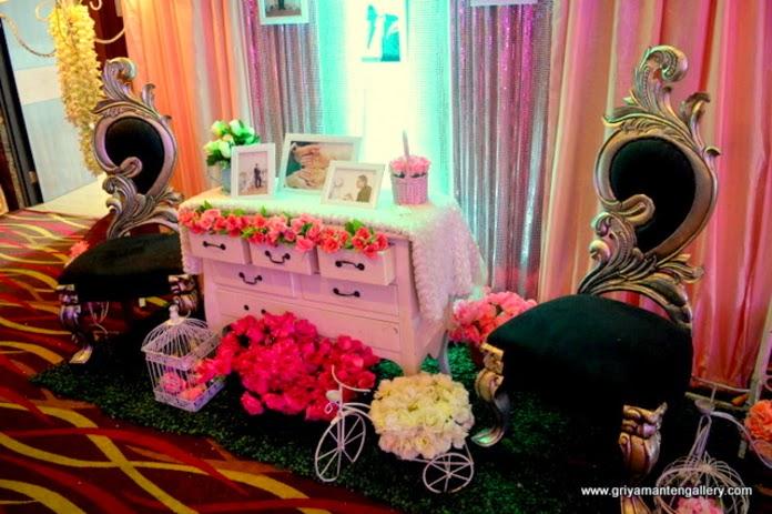 dekorasi pernikahan griya manten