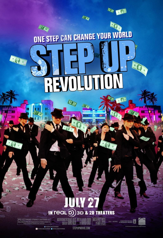Bước Nhảy Đường Phố (Vũ Điệu Miami) - Step Up Revolution