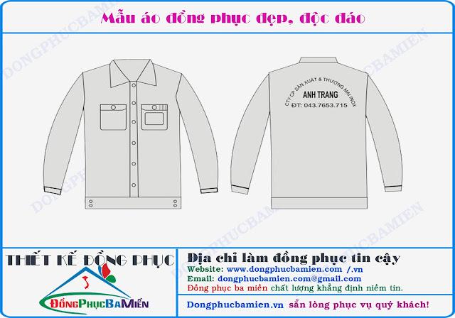 Dong phuc lao dong 011