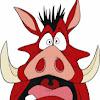 Pumbaa Warthog